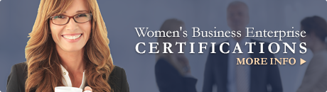 wbe certifications